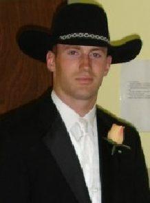 Crispin Gentry, retired bull rider