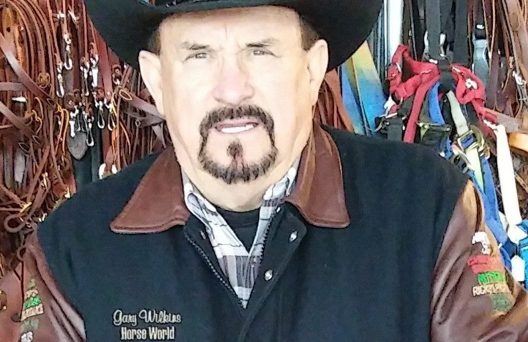 Gary Wilkins – Boyd, Texas: Gary listened to that small voice inside him and found a relationship with Jesus