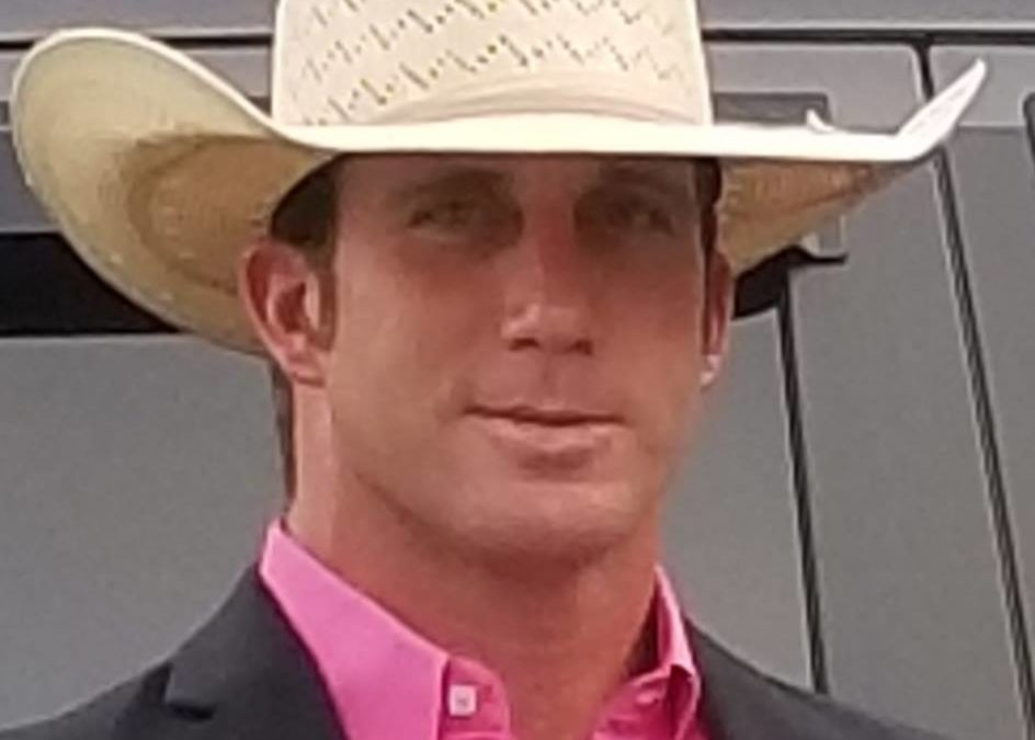 Rodeo cowboy Trey Williamson broke his neck in an ATV wreck and only had a two per cent chance of being able to move again. He's back on horseback and raising his family.