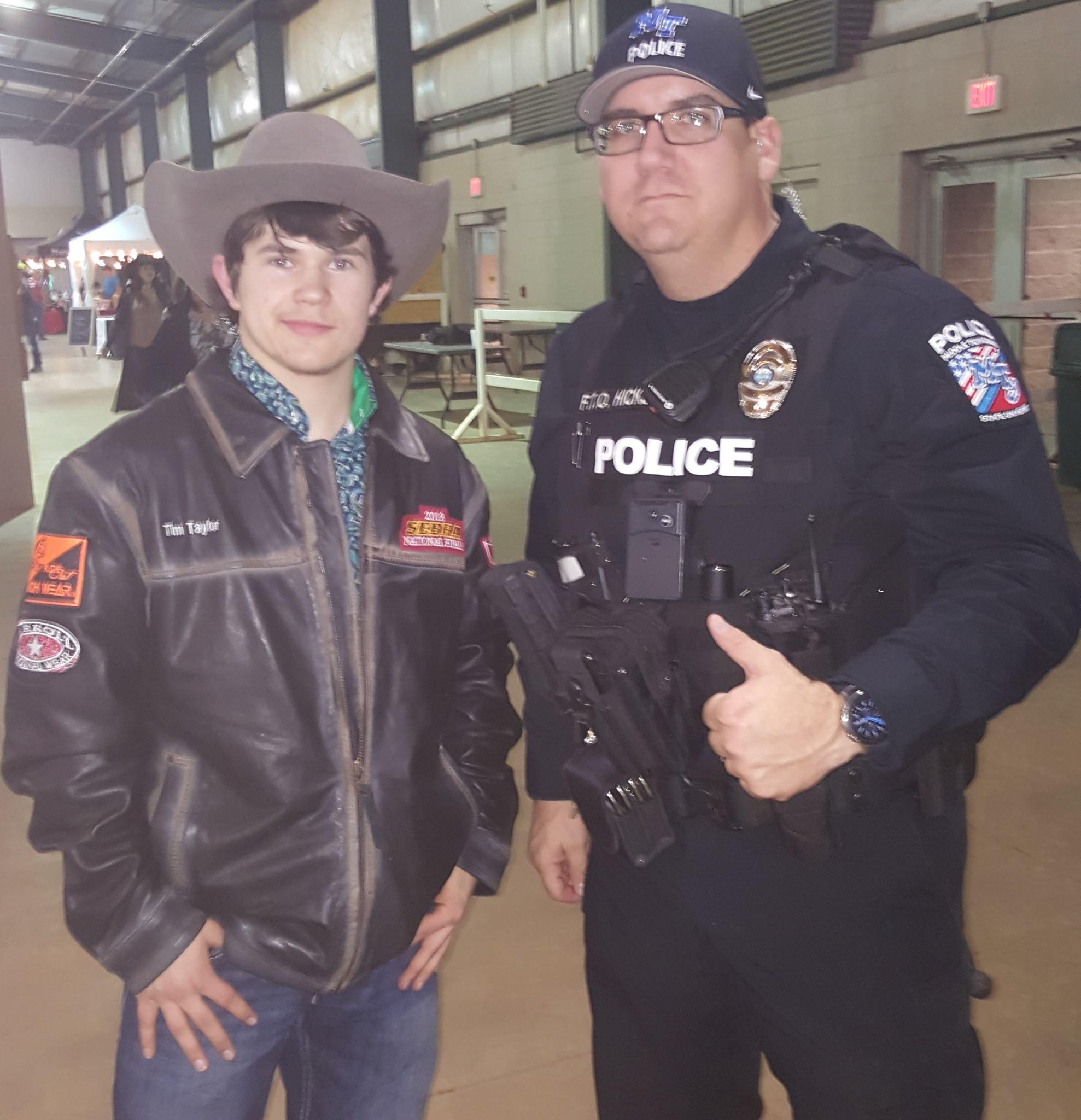 Cowboys for Cops