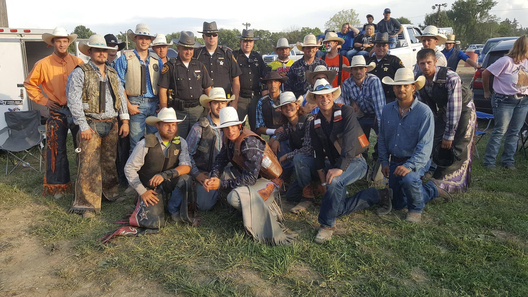 Cowboys for Cops wapakaneta