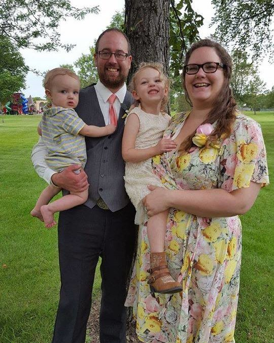 TESTIMONY — Cory Speh, Granite Falls, MN — Overcoming sin and building a faith-based marriage and custom knife business