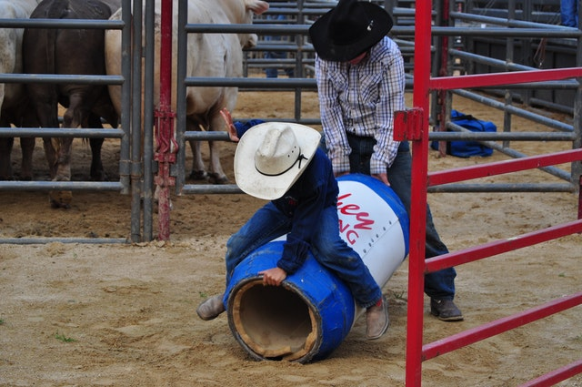 We can't take words or advice at face value, from bull riding to Biblical instruction